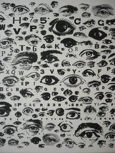 eye spy with my little eyes...
