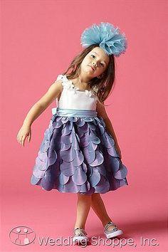 Flower Girl Dress Watters Seahorse Emme