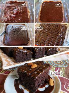 Tek Kapta Kakaolu Kek  'Sütsüz ve yumurtasız bir tarif, Bu kadar kolay ve az malzemeli bir kekin bu kadar lezzetli olduğuna şaşıracaksınız.' http://www.nefisyemektarifleri.com/tek-kapta-kakaolu-kek