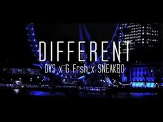DVS | 'Different' Feat. G Frsh & Sneakbo [GRM Daily]
