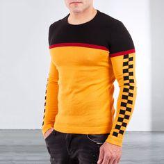 8b491ddde41 Жълто-черна блуза Lagos ➟ Каталожен номер: 1671