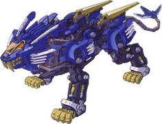 Liger Zero X(Zoids)