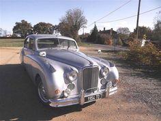 Jaguar Mark VII M berline