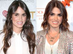 Nikki Reed from Celebrity Haircuts: The Bob%0A%0AThe actress showcased a shorter new 'do earlier this spring,stepping out with a bob that highlights her textured waves.