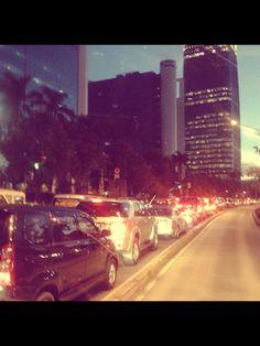 Jakarta's Traffic