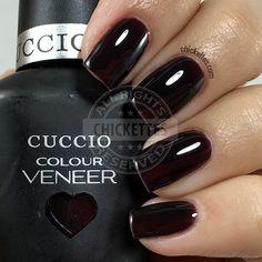 Cuccio Romania After Dark - Chickettes.com