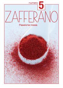 libro di cucina Zafferano grafica di Maria Vittoria Gozio