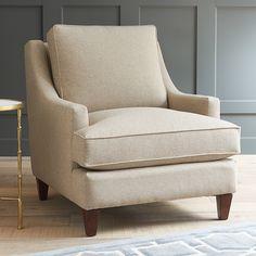 AllModern Custom Upholstery Hathaway Chair