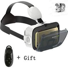 32394b7a00b3 BOBOVR Z4 MINI Google Carboard 3D Virtual Reality Headset VR Glasses VR Box  With Bluetooth Wireless