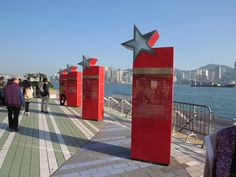 The Avenue of Fame