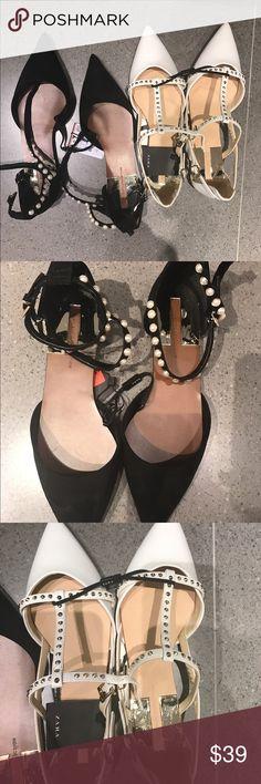 Zara flats nwt $39 each Zara flats Zara Shoes Flats & Loafers