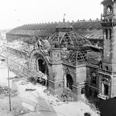 my hometown , Köln / Cologne Founded 19 BC . Ruined WW II 1945