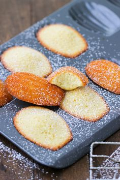 Madeleines are classic beauties. Their simple but perfect flavor is proof that a few simple ingredients can achieve perfection. There are many flavor options, but my favorite is the standard vanilla. Even if you didn't do any baking with Christmas just a blink away, you can make these, because they are just that easy to …