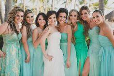 Verde damas