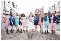 Courtney  |  Bachelorette  |  Nashville, TN #bachelorettenashville #bachelorettenashville #nashville #bachelorettes #broadway #bachelorettephotoshoot