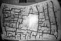 Kowloon Walled City plan