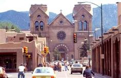 Santa Fe New Mexico, a charming city, we hope to be there soon.