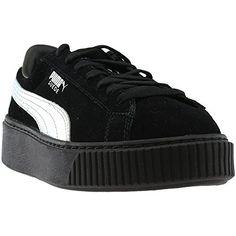 1df344c5c7e PUMA Women s Suede Platform Explos Bwn S Fashion Sneaker