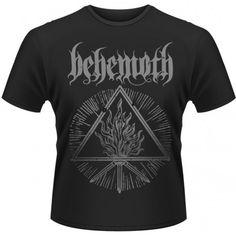 Behemoth: Furor Divinus (tricou) Metalhead, Suits, Mens Tops, T Shirt, Fashion, Supreme T Shirt, Moda, Tee Shirt, Fashion Styles
