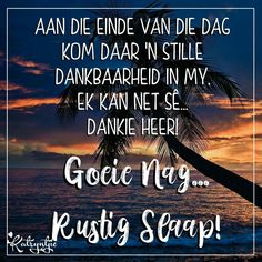 Good Evening Wishes, Evening Greetings, Good Night Flowers, South Afrika, Evening Quotes, Afrikaanse Quotes, Goeie Nag, Christian Messages, Good Night Image