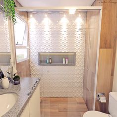 Bathroom Design Small, Bathroom Layout, Bathroom Interior Design, Interior Decorating, Shower Remodel, Shower Tub, Kitchen And Bath, Sweet Home, Decoration