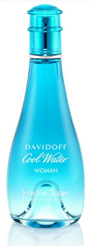 Davidoff Cool Water Perfumes For Women This smells so good! It kind if smells like the Ariel perfume, but lighter. Perfume And Cologne, Best Perfume, Perfume Bottles, Mascara Reconstrutora, 212 Vip, Perfume Collection, Body Mist, Fragrance Parfum, Parfum Spray