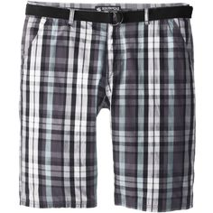 Southpole Men's Big-Tall Shorts with Matching Color Belt and Fine... ($23) ❤ liked on Polyvore featuring men's fashion, men's clothing, men's shorts, men's apparel, mens clothing, big and tall mens clothing, big & tall men's clothing and mens shorts