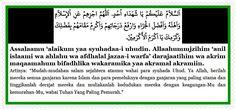 Doa Salam Kepada Para Syuhada Di Uhud Arab Latin Dan Artinya