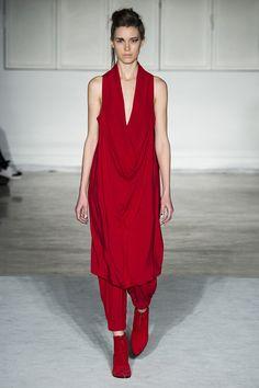 Zero + Maria Cornejo Fall 2015 Ready-to-Wear Collection - Vogue Fashion Week 2015, Milan Fashion, High Fashion, Fashion Show, Autumn Fashion, Fashion Looks, Fashion Design, Zero Maria Cornejo, Unique Fashion