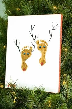 Great Christmas craft / gift to do with your kids