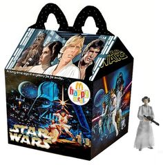 """Star Wars: A New Hope"" Happy Meal"