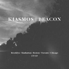 Kiasmos - Beacon Tour