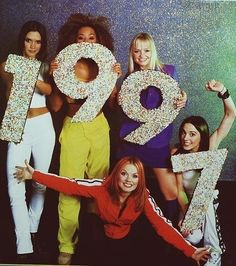 Happy New Year! ...Okay, yes, I miss the 90's. Spice Girls forever! Girl Power!