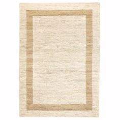 Home Decorators Collection Boundary Natural 7 ft. x 9 ft. Area Rug - 110140950 at The Home Depot