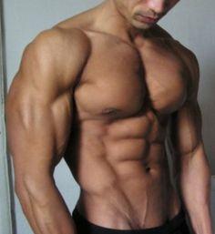 .Torso and arms