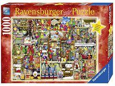 Ravensburger Santa�s Final Preparation Puzzle(1000 Piece) � The Toy Shop