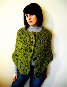 @Stephany Stuckey You and I should totally rock the capelet this year. A capelet and a cloche. Rocketship.