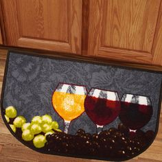 grape and wine home decorating | a home like no other | the fruity