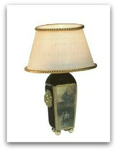 how to: table lamp
