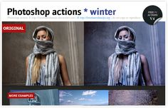 50 Free Photoshop actions for photo effects