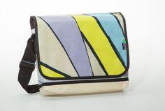 Messenger BAG Retro Stripes