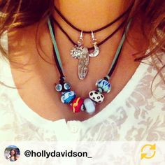 RG @hollydavidson_: Love my nalu necklace #regramapp