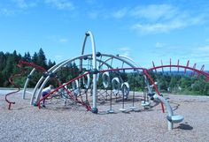Neighborhood playgrounds: Portland is blessed with tons of them. They're close and consistent, always available with a swing or a slide to cheer even the grouchiest kid. But let's face it, if you've lived in Portland as long as this…