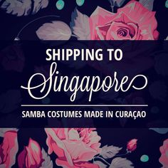 So happy to ship another costume, this time to Singapore 🇸🇬 We ship…