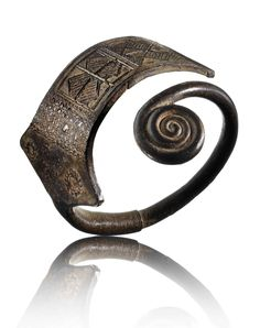 Africa | Bracelet from the Gan people of Burkina Faso | Mid to late 1900s | 340€ ~ sold