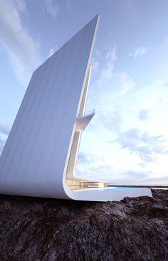 "architectureus: "" Architectural Concepts by Roman Vlasov """