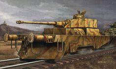 German Panzerjägerwagen (Vol. 2) - Trumpeter - 1/35