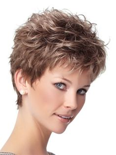 "19 Stunning Short Hairstyles for Long Faces ""I want them all, especially # 13 - Beliebte Frisuren - Short Shag Hairstyles, Haircuts For Fine Hair, Short Hairstyles For Women, Straight Hairstyles, Emo Hairstyles, Hairstyle Short, Pixie Haircuts, Layered Hairstyles, Short Hair Cuts For Women Over 50"