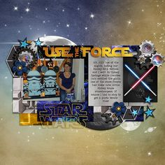 Using #Believe in Magic - Galaxy Wars by Amber Shaw and Studio Flergs and a template by LGFD http://www.sweetshoppedesigns.com/sweetshoppe/product.php?productid=32611&cat=787&page=1