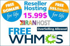 Fully Managed Reseller Hosting only for 15.99 https://kiranhost.net